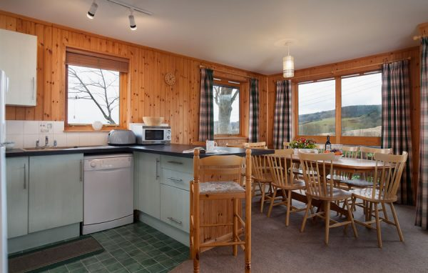 Holly Lodge Kitchen / Diner