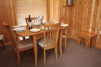 Yew Tree Lodge Dining Room