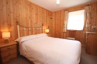 Yew Tree Lodge Double Bedroom