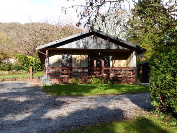 Cherry Lodge Outside