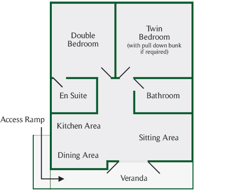 Cherry Lodge Floor Plan