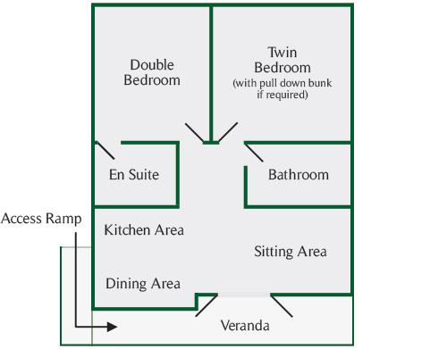 Cherry Lodge Floor Plan