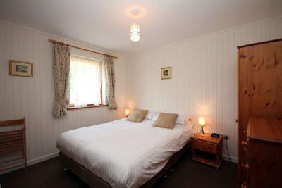 Cherry Lodge Double Bedroom