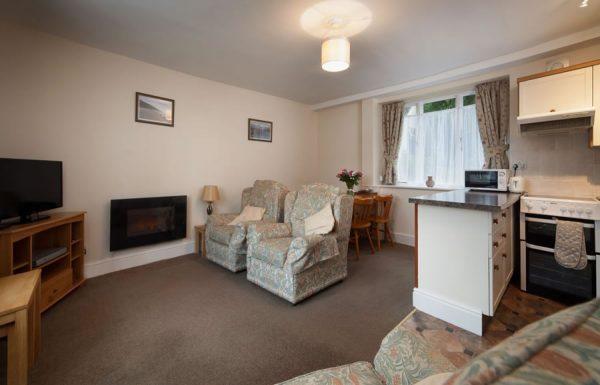 April Cottage lounge