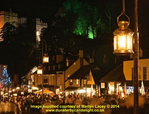 Holiday Lodges & Cottages for Dunster by Candlelight